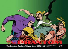 The Phantom the Sundays Volume 7: 1960-1963 av Lee Falk (Innbundet)
