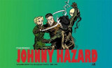 Omslag - Johnny Hazard The Newspaper Dailies Volume Eight: 1956-1957