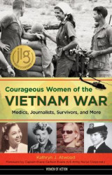 Omslag - Courageous Women of the Vietnam War