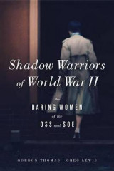 Omslag - Shadow Warriors of World War II