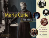 Omslag - Marie Curie for Kids