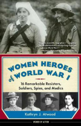 Omslag - Women Heroes of World War I