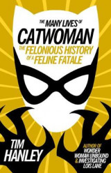 Omslag - The Many Lives of Catwoman