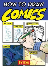 Omslag - How to Draw Comics