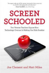 Omslag - Screen Schooled
