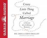 Omslag - Crazy Little Thing Called Marriage