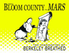 From Bloom County to Mars av Berkeley Breathed (Heftet)