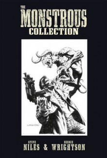 Monstrous Collection of Steve Niles and Bernie Wrightson av Steve Niles (Innbundet)