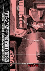 Transformers: The IDW Collection Volume 5 av Mike Costa, Simon Furman, Shane McCarthy, Nick Roche og Andy Schmidt (Innbundet)