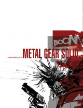 Art Of Metal Gear Solid Hc av Ashley Wood (Innbundet)