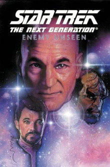 Star Trek Classics Volume 2 Enemy Unseen av Keith R. A. DeCandido, Christopher Golden, Tom Sniegoski og Scott Ciencin (Heftet)