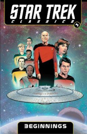 Star Trek Classics Volume 4 Beginnings av Mike Carlin (Heftet)