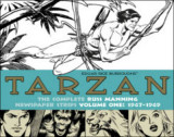 Omslag - Tarzan: The Complete Russ Manning Newspaper Strips: 1967-1969 Volume 1