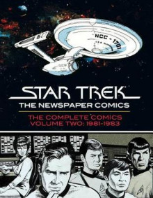 Star Trek: The Newspaper Strip Volume 2 av Sharman DiVono, Martin Pasko, Larry Niven og Gerry Conway (Innbundet)