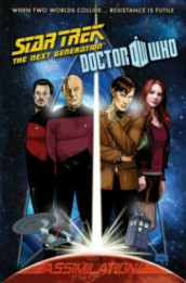 Star Trek: The Next Generation/Doctor Who: Assimilation 2 av Tony Lee, David Tipton og Scott Tipton (Innbundet)