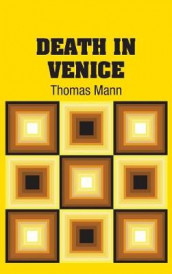 Death In Venice av Thomas Mann (Innbundet)