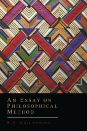 An Essay on Philosophical Method av R G Collingwood (Heftet)