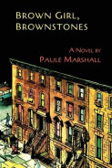 Omslag - Brown Girl, Brownstones