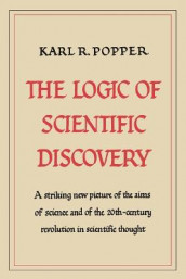 The Logic of Scientific Discovery av Karl R Popper (Heftet)
