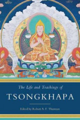 Omslag - The Life and Teachings of Tsongkhapa
