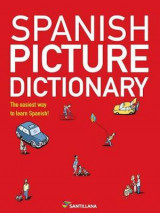 Omslag - Spanish Picture Dictionary