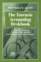 Omslag - The Forensic Accounting Deskbook