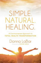 Omslag - Simple. Natural. Healing.