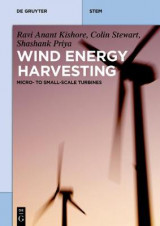 Omslag - Wind Energy Harvesting