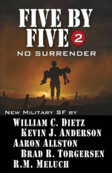 Five by Five 2 av Kevin J Anderson, William C Dietz og Aaron Allston (Heftet)