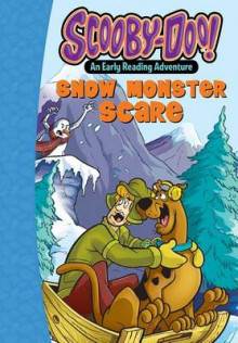 Scooby-Doo and the Snow Monster Scare av Robin Wasserman (Innbundet)
