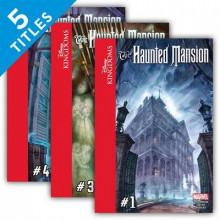 Disney Kingdoms: The Haunted Mansion (Set) av Joshua Williamson (Innbundet)