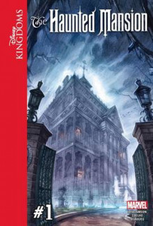 Disney Kingdoms: The Haunted Mansion #1 av Joshua Williamson (Innbundet)