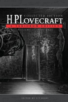 Collected Fiction Volume 1 (1905-1925) av H P Lovecraft (Heftet)
