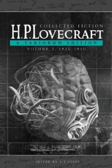 Collected Fiction Volume 2 (1926-1930) av H P Lovecraft (Heftet)