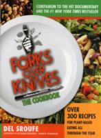 Omslag - Forks Over Knives Cookbook:Over 300 Recipes for Plant-Based Eating All Though the Year