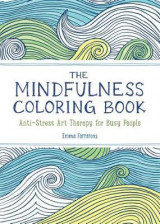 Omslag - The Mindfulness Coloring Book