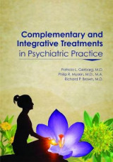 Omslag - Complementary and Integrative Treatments in Psychiatric Practice