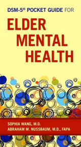 Omslag - DSM-5 Pocket Guide for Elder Mental Health