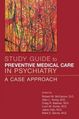 Omslag - Study Guide to Preventive Medical Care in Psychiatry