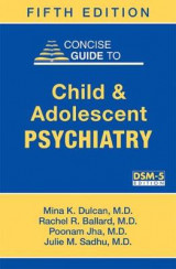Omslag - Concise Guide to Child and Adolescent Psychiatry