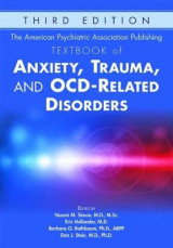 Omslag - The American Psychiatric Association Publishing Textbook of Anxiety, Trauma, and OCD-Related Disorders