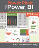 Omslag - Power Pivot and Power Bi