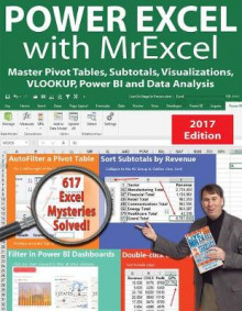 Power Excel with MrExcel - 2017 Edition av Bill Jelen (Heftet)