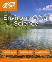 Idiot's Guides: Environmental Science av James Dauray (Heftet)