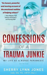 Omslag - Confessions of a Trauma Junkie