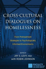 Omslag - Cross-Cultural Dialogues on Homelessness