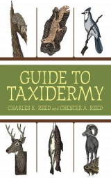 Omslag - Guide to Taxidermy