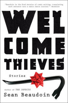 Welcome thieves av Sean Beaudoin (Heftet)