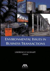 Omslag - Environmental Issues in Business Transactions