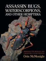 Omslag - Assassin Bugs, Waterscorpions, and Other Hemiptera